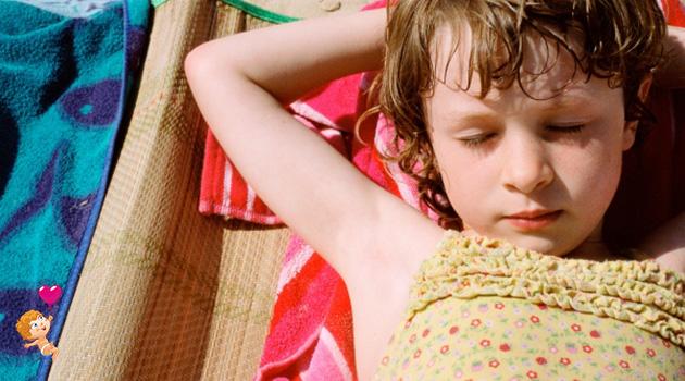 тепловой и солнечный удар: первая помощь