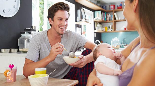программа питания для похудения кормящей мамы меню