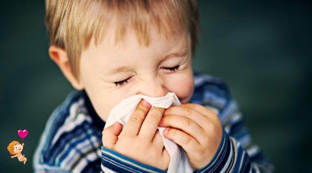 как почистить нос грудному ребенку