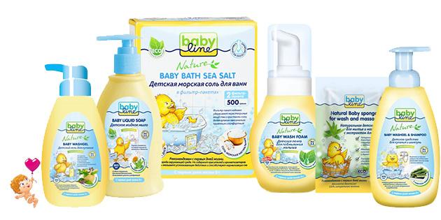 средство для купания новорожденных