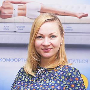 Екатерина Жовнер