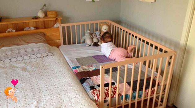 рекомендации совместного сна с малышом
