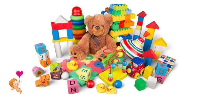 развивающие детские игрушки от 1 года до 3