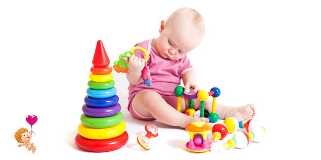как выбрать развивающие игрушки для детей от 6 до 12 месяцев