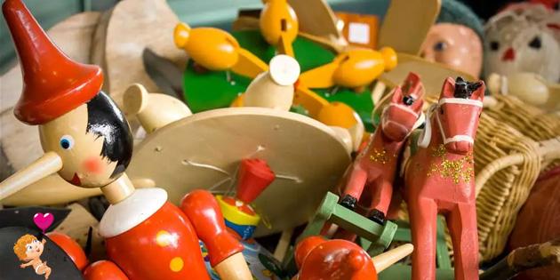 новые или б/у детские развивающие игрушки